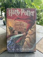 Harry Potter And The Chamber Of Secrets Hardcover 1999