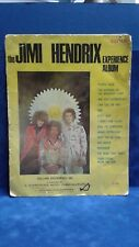 1968 THE JIMI HENDRIX EXPERIENCE ALBUM SONG BOOK for GUITAR 14 Songs!