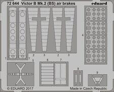 Eduard pe 72644 1/72 handley page victor B.2 freins à air airfix