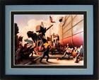 Art By Thomas Hart Benton Framed Print 20x15 Inches