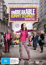 Unbreakable Kimmy Schmidt : Season 2 (DVD, 2017, 2-Disc Set)