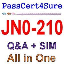 Juniper Cloud - Associate (JNCIA-Cloud) JN0-210 Exam Q&A PDF+SIM