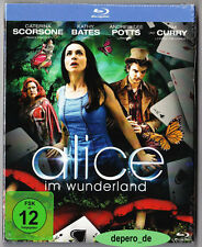 """ALICE (in Wonderland)"" - TV Mini-Series - Kathy Bates, Tim Curry - BLU RAY"