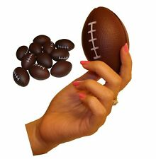 Wilde Tyke Dozen Foam Mini Football Stress Balls (Tm)