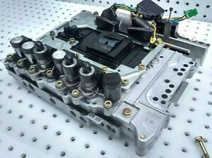 RE5R05A Valve Body 2rd Design  WITH TCM AND SOLENOID INFINITY NISSAN P637409