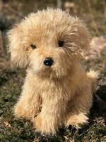 Auswella Plush Lucy Labradoodle Plush Stuffed Animals Puppy Dog
