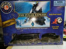 Lionel The Polar Express Christmas Train Box Distressed