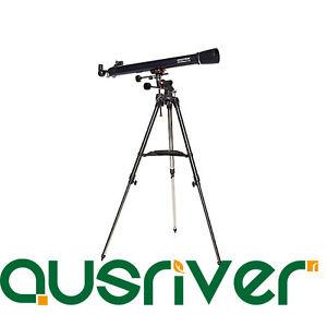 Celestron AstroMaster 70EQ Telescope Astronomical Terrestrial Entry Level 21062