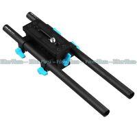 FOTGA DP3000 Rail System 15mm Rod 100mm Baseplate for DSLR Follow Focus Rig