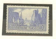 YVERT N° 261b outre mer pale COTE € 125,00 TIMBRES FRANCE NEUFS AVEC CHARNIERES