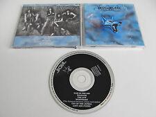 JACKAL Cry of the Jackal CD 1989 MEGA RARE ORIGINAL INDEPENDENT 1st PRESSING!!!!
