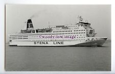 fp0365 - Stena Line Ferry - Stena Britannica , built 1981 - photograph M Lennon