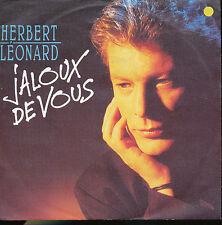HERBERT LEONARD 45 TOURS GERMANY JALOUX DE VOUS