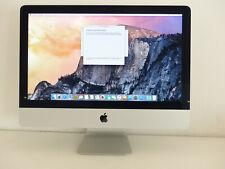 "Apple iMac 21,5"" A1418 Desktop PC 8GB DDR3 Ende 2013 2,7GHz i5 1TB Sata #1"