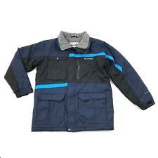 Columbia OMNI-SHIELD Boys Ski Jacket YOUTH Size 14/16 Soft Shell WATERPROOF $120