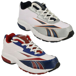REEBOK WINNING STRIDE ll J89264 LACE UP CASUAL SPORTS RUNNING TRAINERS SHOES