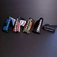 Set of 5 Odyssey Putter Golf Headcovers