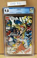X-Men #5 CGC 9.8 CERT 3712029022 1st appearance of Maverick (Christoph Nord) G22