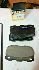 FOR LANDROVER DEFENDER DISCOVERY 90/110 RANGE ROVER BRAKE PADS FREMY P401 FDB871