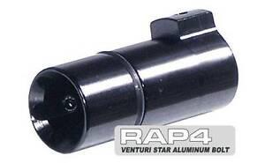 RAP4 Aluminum Venturi Star Bolt Upgrade for Tippmann A5 X7 M98 Alpha Black