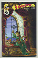 Fantastic Furry Stories #2 2001 Anthropomorphics McCoy Shanda Fantasy Arts w