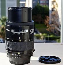 Nikon AF Nikkor 35-105mm f/3.5-4.5 - Macro