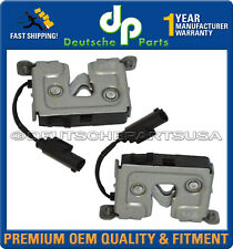 Front Lower Hood Lock Latch For BMW E60 E82 E88 E90 E92 X3 M5 51237008755 Set 2
