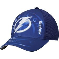 Tampa Bay Lightning Cap Kappe NHL Eishockey Reebok Center Ice Snapback