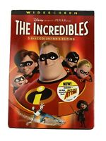 The Incredibles (DVD 2003 Widescreen 2 Disc Collector's Edition) w/ Slipcover