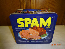 Spam Metal Lunchbox No Thermos
