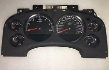 2007 2008 Chevy GM Tahoe Silverado Suburban Speedometer Gauge Cluster 25861675