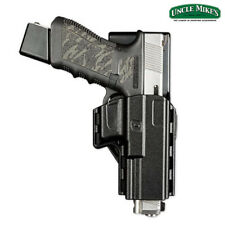 Uncle Mike's Tactical Reflex Competition Holster Glock RH (#21)- Black