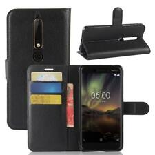 CoverKingz Nokia 6.1 (2018) Hülle Flip-Case Cover Schutzhülle Wallet-Case