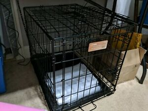 Midwest ICrate Folding Metal Dog Crate 24x18x19