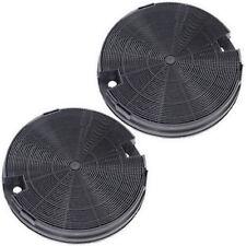 INDESIT Genuine Oven Cooker Hood Carbon Vent Filter Extractor IV6CM x 2
