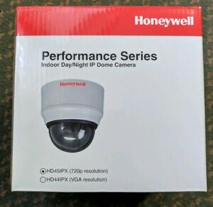 HONEYWELL  HD54IPX DAY/NIGHT IP DOME CAMERA