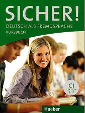 HUEBER Sicher! Kursbuch C1 Lektion 1-2 @NEW@ German Language Learning; 2016