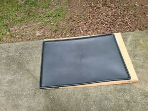 DOG CRATE REPLACEMENT PAN 42 Inch Plastic Leak Proof Pet Dogs Kennel Floor Tray
