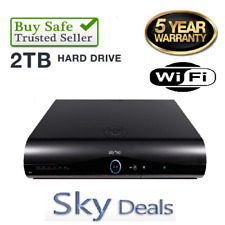 Sky+ HD Box Amstrad DRX895W 2tb PVR6 - 2017 VERSION 3D READY WIFI