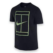 Nike Men's COURT LOGO Dri-Fit T-Shirt Wimbledon 2015..