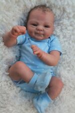 Reborn baby boy Coco Malu Custom Made by Vahni Gowing