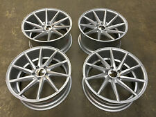 "20"" Alloy Wheels Turbine BMW 3 Series M3 E90 F30 Staggered Concave"