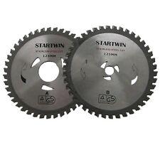 Tungsteno lama in acciaio inox-Startwin Blackstar 115 CIRCOLARE SAW 125mm-B125SS