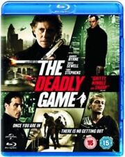 The Deadly Game [Blu-ray] [2013], DVD | 5050582957075 | New