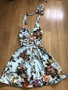 Ted Baker Dress Size 8 (0) Slight Mark