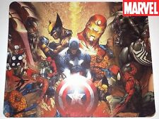 MARVEL COMICS READY !! Anti slip optical COMPUTER MOUSE PAD 9 X 7inch