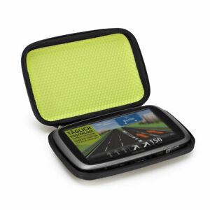 """6"""" GPS In-Car Navigation Sat Case Hard Cover For TomTom 600 6000 610 6100 Bag UK"""