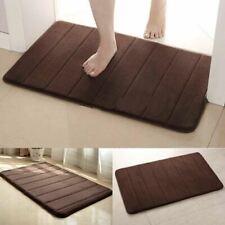 Home Practical Anti Slip Mat Rug Bathroom Non-Slipping Memory Foam Shower Carpet