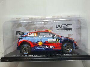 HYUNDAI i20 COUPE WRC #6 DANI SORDO/DEL BARRIO RALLY SARDEGNA 2019  1/24