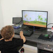 Educational Computer for Kids: Alphabet,Mathematics,Drawing,Music,Internet,Games